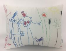 Personalised Cushion For Your Child's Drawing, Unique Gift, Family, Beautiful
