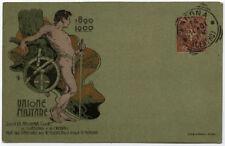 cartolina militare UNIONE MILITARE 1890-1900 hohentein