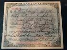 1931 Prohibition Prescription Alcohol NJ Pharmacy Doctor Bar WHISKEY Bourbon Mob