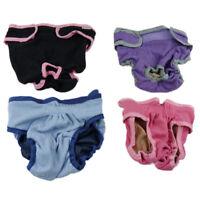 Ee _ Femenino Mascota Perro Pantalones Calor IN Season Menstrual Sanitarios