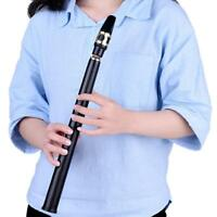 Mini Bb Saxophone Lightweight Sax With Alto Mouthpiece Woodwind Instrument Gift