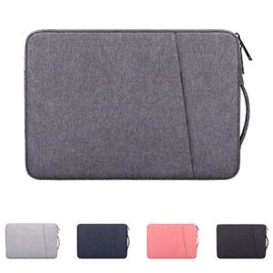 Laptop Bag Handbag Sleeve Case Cover For MacBook HP Dell Lenovo 14 15 16 inch