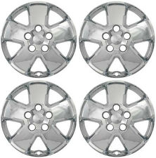 "(4) 2012 FORD ESCAPE 16"" CHROME SKINS LINERS HUBCAPS IMP 337 / IMP-337X"