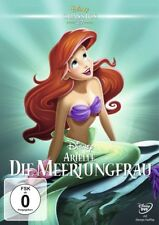 ARIELLE, DIE MEERJUNGFRAU (Walt Disney Classics 27) DVD + Schuber NEU+OVP