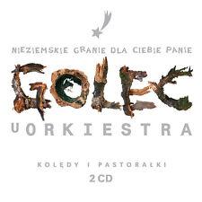 """GOLEC uOrkiestra """" KOLĘDY I PASTORAŁKI"""" 2CD"""