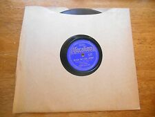 """78 """"THE MAN THAT COMES AROUND/HONESTLY"""" TOMMY TUCKER TIME 1939"""