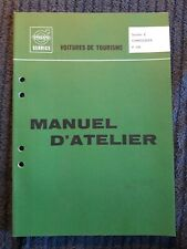 (301MB) Manuel d'Atelier - VOLVO - Carrosserie pour modèle P 120.