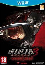 WII-U NINJA 3 GAIDEN: RAZOR'S EFGE  videogioco per nintendo WII U