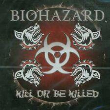 Biohazard - Kill or Be Killed [New CD]