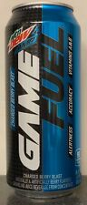 NEW MTN DEW AMP GAME FUEL CHARGED BERRY BLAST ENERGY DRINK 16 FL OZ FULL CAN