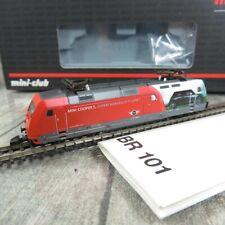 MÄRKLIN MINI CLUB 88670 - SPUR Z - E-Lok Mini Cooper S. - 101 03-6 OVP - #Q42112