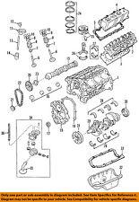 MAZDA OEM 02-07 B3000-Engine Oil Pan Gasket 1F6110431