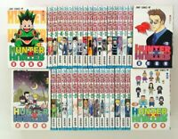 Hunter x Hunter VOL.1-36 Complete set Comics Manga JUMP COMICS