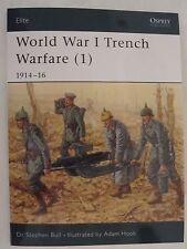 Osprey Elite 78 - World War I Trench Warfare (1) 1914-16