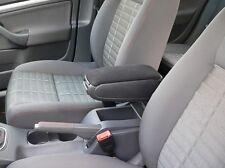 VW Golf MK5 V MK6 VI Jetta Eos Plus Scirocco Centre Armrest Black | Free Postage