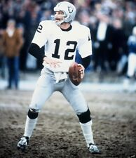 1977 KENNY STABLER Oakland Raiders PLAYOFF ACTION Glossy Photo 8x10 PICTURE WOW!