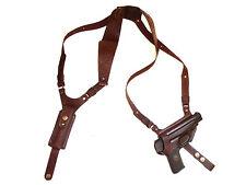 Shoulder gun holster TT Tokarev, COLT 1911, Makarov 100% genuine leather m.108*
