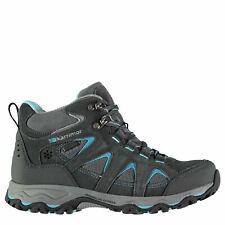Karrimor Womens Mount Mid Walking Boots Breathable Waterproof Leather Upper