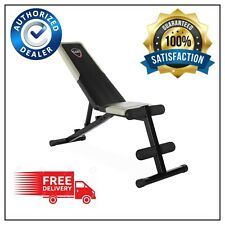 Weight Bench Incline Decline Flat Utility Workout Bench Home Gym