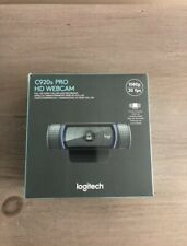 Logitech C920S PRO HD Webcam with Privacy Cover FAST SHIP IN HAND BRAND NEW