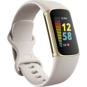 Fitbit Charge 5 Advanced Fitness and Health Tracker w/ Built-In GPS &Touchscreen
