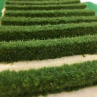 Garden Hedges - Privet Bushes Box Bush Model Scenery Static Grass Tufts Railway