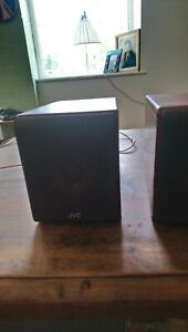 Jvc Wood Cone Speakers 30 W SP_EXDI