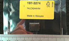 74lcx244wm de 8 bits de Tri-state Controlador de línea / buffer, Fairchild Soic