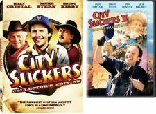 City Slickers 1 & 2 One & Two (DVD, WS Collector's Edition) NEW *FREE SHIP*