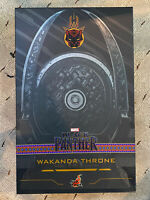 Hot Toys ACS005 Black Panther Movie Wakanda Throne Seat Chair US Seller