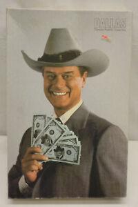 Vintage Warren J.R. Ewing 500 Piece Picture Puzzle DALLAS Tv Show 1980 #1600