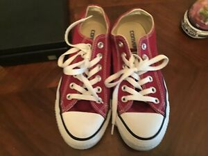 Adult Unisex Shoes Converse Chuck Taylor® All Star® Women 7 and Men 5