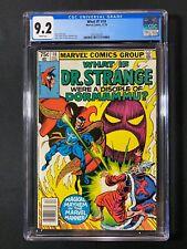 What If? #18 CGC 9.2 (1979) - Dr. Strange