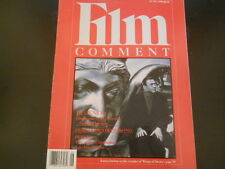 George Harrison, Lana Turner, Elia Kazan - Film Comment Magazine 1988