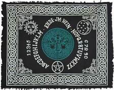 Ouija Spirit Board Tree of Life Altar Cloth Wiccan Pagan Altar RAC89TL