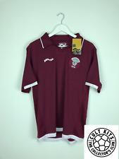 QATAR 08/10 *BNWT* Home Football Shirt (L) Soccer Jersey Burrda