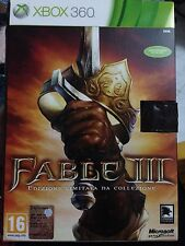 Fable 3 Limited Collector's Edition Xbox 360
