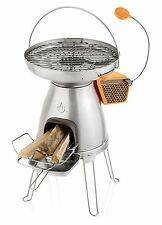Biolite Camp Stove Portable Boil Grill with Flexlight Camping USB Hiking Outdoor