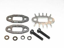 YY-MADMAX HPI KM ROVAN BAJA 1/5 5T 5B 5IVE EXHAUST PIPE SPACER GASKET SET