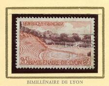 TIMBRE FRANCE OBLITERE N° 1124 THEATRE ANTIQUE DE FOURVIERES LYON