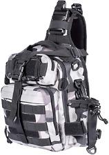 Himal Fishing Tackle Storage Bag,Outdoor Shoulder Backpack,Fishing Gear Bag,Wate