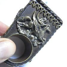 Georgian Ring Victorian Ring Poison Ring Papal Seal Poison Ring Statement Big
