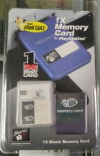 Madcatz Memory Card For PlayStation PS1 For PlayStation NOS 15 block