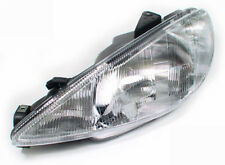 H4 Scheinwerfer links für Peugeot 206 98-03