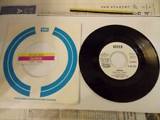 Queen ‎–Bicycle Race promo+sticker italy Juke Box 1978 record EX cover EX