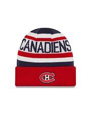 Montreal Canadiens New Era Mens Knit Winter Hat Cap Beanie