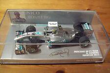 1/43 MERCEDES 2011 CAR Nico Rosberg