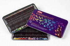 Derwent Coloursoft Pencils 72 Tin