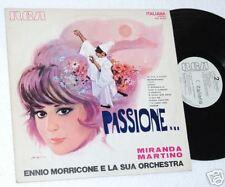 MIRANDA MARTINO/MORRICONE:LP-PASSIONE-ORIGINALE RARO