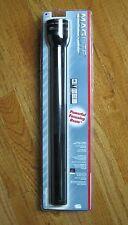 MAGLITE 5-D Cell Flashlight, Black Xenon Mag Lite Maglight Mag-lite 5 D Cell